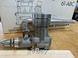 Fitzpatrick 61 ABC 10cc With box R/C Model Airplane Engine Motor with Muffler