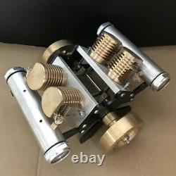 Flame Eater Fire Licker Flame Suction Engine Motor Vacuum Engine Generator Model