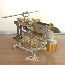 Flame Eater Flame Dancer Flame Gulper Engine Motor Mini Vacuum Engine Model Toy
