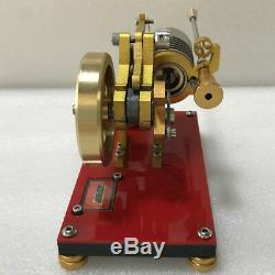 Flame Eater Flame Licker Fire Suction Motor Toy Hot Air Stirling Engine Model