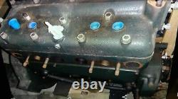 Ford Model A Complete Engine Motor Block REBUILT and Running 2 of them