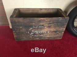 Ford Model A Model T Factory, Engine Motor Shipping Crate Original Condition