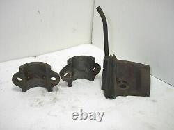 Ford Model A Original Engine Motor Crankshaft Main Bearing Caps