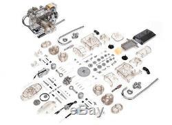 Funktionsmodell-bausatz Working Engine-model Build-kit