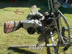 GYROCOPTER POWERED BY A McCULLOCH WW2 DRONE MOTOR MODEL 4318A OR 0-10