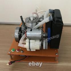 Gasoline Engine Model Toy DIY Power Generator Motor for Car Boat Airplane Model