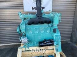 Good GM Detroit 471 Diesel Engine Model 4057C 4-Cylinder Mechanical Non-Turbo