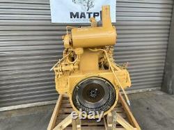 Good Industrial Allis-Chalmers 433 Diesel Engine Inline 4-Cyl Non-Turbo 4337049