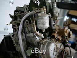 Good Running Used Isuzu C240 Diesel Engine 6017B 4-Cyl
