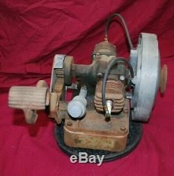 Great Running Maytag Model 72 Twin Cylinder Gas Engine Motor #866420