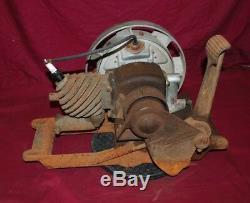 Great Running Maytag Model 92 Single Cylinder Gas Engine Motor #345420