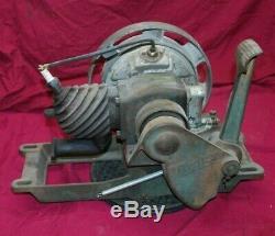 Great Running Maytag Model 92 Single Cylinder Gas Engine Motor #509855