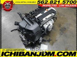 HONDA CIVIC SI EP3 ENGINE K20A MOTOR iVTEC BASE MODEL K20A3 HATCHBACK