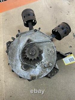 Harley Davidson J Model JD Vintage Engine Motor Case F FD 1923 Part Parts Rare