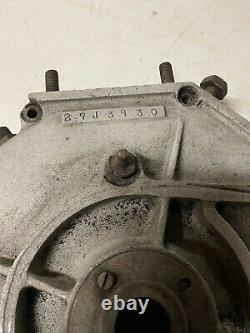 Harley Davidson J Model JD Vintage Engine Motor Case F FD 1927 Part Parts Rare