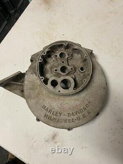 Harley Davidson J Model JD Vintage Engine Motor Case F FD Cam Part Parts Rare