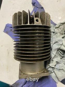 Harley Davidson J Model JD Vintage Engine Motor F Part Rare Cylinder Barrel