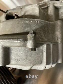 Harley Davidson WLA Basket Case Engine Motor WL W Model Cases Cylinders Parts