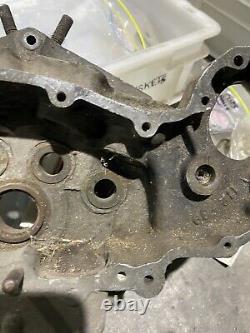 Harley Davidson WLA Engine Crank Case Motor 45 W Model Parts Military WL Rare