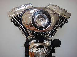 Harley OEM 96 c. I Motor Engine Touring Models, 0 miles