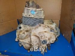 Honda Trx350 /rancher 350 4x4 Engine/motor Electric Shift Model Good Shape