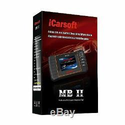 Icarsoft Mercedes Sprinter Mbii Smart Diagnostic Benz Tool Scan Diagnose Klasse