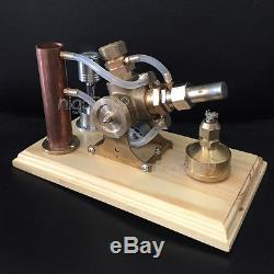 Innovative Hot Air Stirling Engine Model Toy Mini Water-Cooling Motor Engine Toy