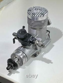 Irvine 40 Rear Exhaust R/C Radio Control Model Engine Motor New in Box