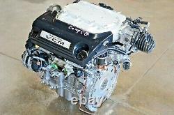 JDM Honda Accord 2008-2012 J35A VCM Model 3.5L V6 Engine J35 SOHC Motor+