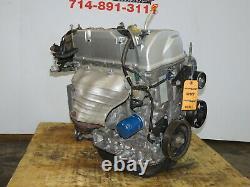 JDM K20A Acura RSX Engine 2.0L I-VTEC RBC HEAD K20Z3 Base Model Motor 160HP 2006