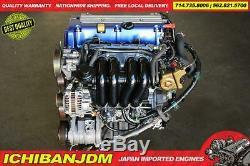 JDM K20A iVTEC DOHC MOTOR BASE MODEL ACURA RSX & HONDA CIVIC SI EP3 02-06 ENGINE