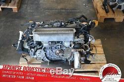 JDM Subaru Impreza WRX Engine EJ205 Turbo AVCS 2.0L Dohc 02-05 4CYL JDM