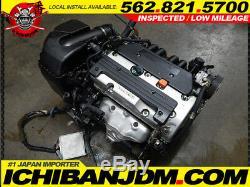 Jdm 2002-2006 Acura Rsx Motor K20a Base Model Engine Dc5 Integra K20a3 Motor #1