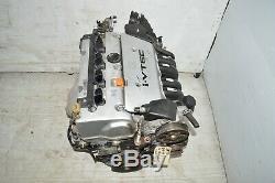 Jdm K20a Base Motor 02-06 Acura Rsx 02-05 CIVIC Si Ep3 K20a3 Dohc Vtec Engine