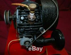 Johnson Ironhorse Model X209 Gas Engine Motor