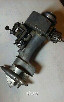 K&B Sea Fury. 049 Vintage Model Boat Engine Motor