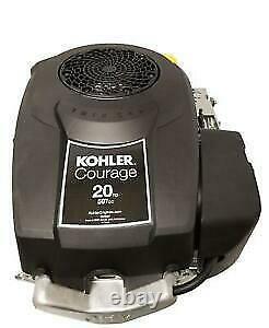 Kohler Courage Lawn Mower Engine Model SV601-3250 20HP 12 amp alternator