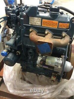 Kubota Diesel Engine Model DF1005 24 HP Crate Motor