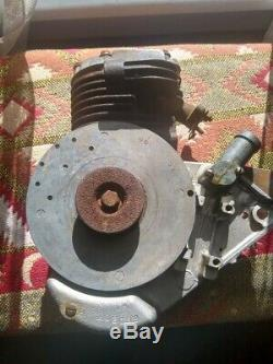 Late 1946-1948 Whizzer Model H motor / engine