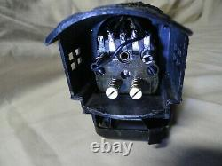 Lionel 726 1946 Smoke Bulb Model With High Stack Motor & Marbled Brush Plate