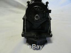 Lionel 726 ORIGINAL 1946 Smoke Bulb Model With High Stack Motor With Red Brush Plate