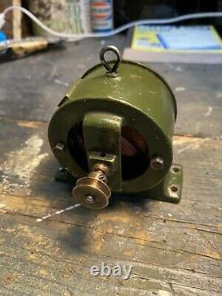 Live Steam Stuart Turner Dynamo/ Motor For Model Stationary Engine Workshop
