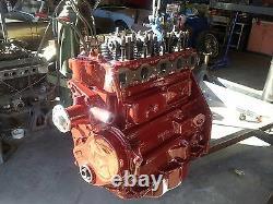 MG MIDGET (late model) TRIUMPH SPITFIRE 1500 MOTOR ENGINE REBUILD SERVICE