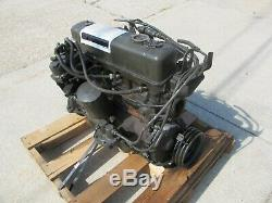 MILITRAY M151 MUTT ARMY JEEP ENGINE 4 CYLINDER gas motor SW-IRONMAN VTG