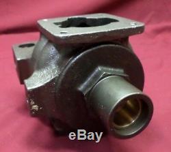 Maytag Gas Engine Motor Model 72 Twin Hot Rod Block Hit Miss Flywheel Wringer