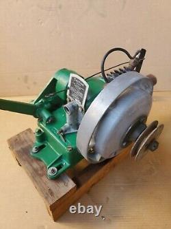 Maytag Hit Miss Engine Model 11 111 Washing Machine Motor Kick Start gas restore