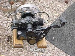 Maytag Hit Miss Gas Engine 1948 Model 72 Motor Wringer Washer Vintage
