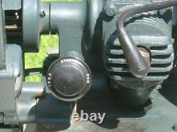 Maytag Wash Machine Hit & Miss Multi Motor Gas Engine Model 72 Early 1937 Runs