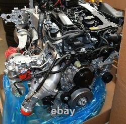 Mercedes C Klasse 220 250 CDI 2.2 2,2 l W205 205 Motor 651921 651.921