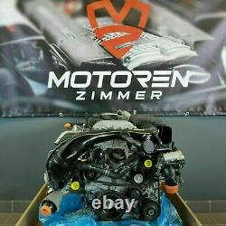 Mercedes Motor Engine aus Neuwagen wie NEU w212 E350 m274 274.920 274920 274 920